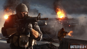 Battlefield 4 en bêta ouverte le 1er octobre