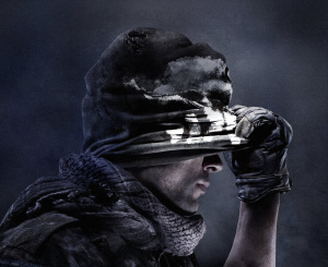 Call of Duty : Ghosts compatible Kinect