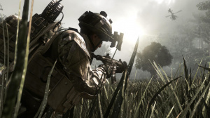 On a pu voir Call of Duty : Ghosts : Premiers détails