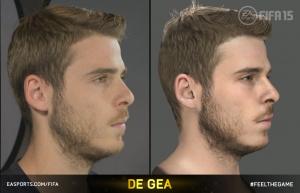 La Premier League dans FIFA 15
