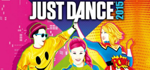 Jaquette de Just Dance 2015 sur WiiU