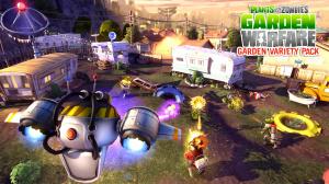 Un DLC gratuit pour Plants vs Zombies : Garden Warfare