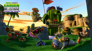 Zomboss down disponible pour Garden Warfare