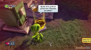 Solution complète : Pagaille dans les jardins