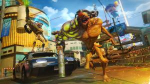 Sunset Overdrive : Pas de patch 4K pour la Xbox One X à l'horizon