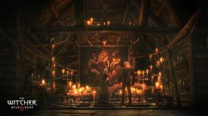 Gamescom : The Witcher 3 en images