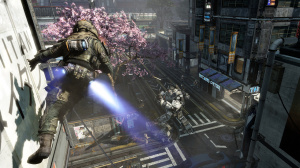 TitanFall ouvre son site officiel