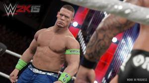 WWE 2K15 décalé d'un mois