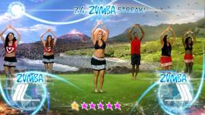E3 2013 : Images Xbox One de Zumba Fitness World Party
