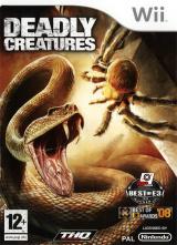 [Wii] Les indispensables de la Wii et autres coups de coeur... Jaquette-deadly-creatures-wii-cover-avant-g