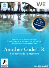 [Dossier] Les jeux d'aventure & point and click sur console (version boite) - Page 2 Jaquette-another-code-r-les-portes-de-la-memoire-wii-cover-avant-g