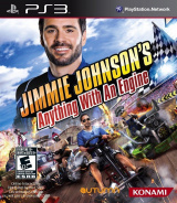 Jimmie Johnson's Anything with an E...