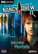 Les Nouvelles Enquêtes de <b>Nancy Drew</b> : Secrets Mortels PC - jaquette-les-enquetes-de-nancy-drew-secrets-mortels-pc-cover-avant-g-1319198896