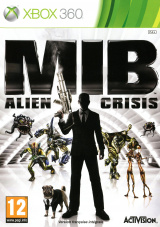 Men in Black : Alien Crisis (Xbox 360)