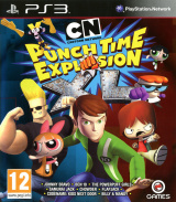Cartoon Network : Punch Time Explosi...