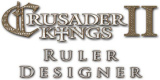 Crusader Kings II : Ruler Designer