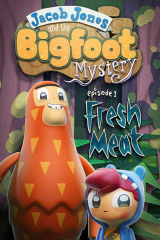 Jacob Jones and the Bigfoot Mystery - Episode 1 : Fresh Meat