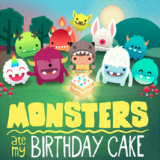 Monsters Ate my Birthday Cake