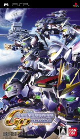 SD Gundam G-Generation Portable