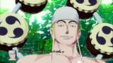 One Piece Unlimited World Red : Capture et pêche à Skipiea