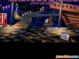 The Secret of Monkey Island : Stan et Meathook