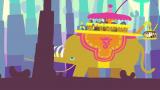 Hohokum : Le game design de Hohokum