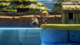 Link's Awakening - Pêche d'un Cheep Cheep