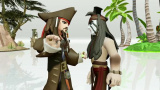 Disney Infinity : Jack Sparrow se dandine