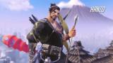 Overwatch : Hanzo - Attaque