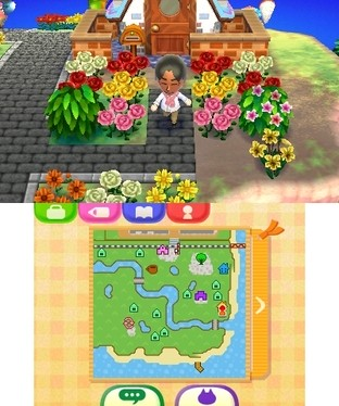 Animal Crossing : New Leaf Nintendo 3DS