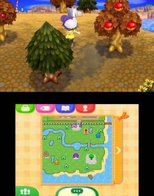 Animal Crossing : New Leaf 3DS - Screenshot 255