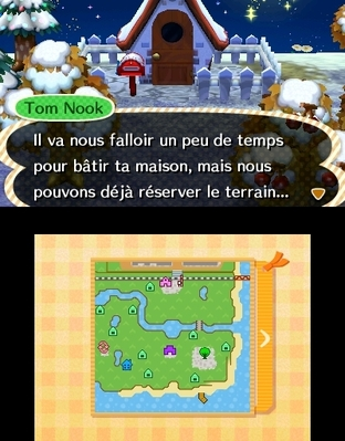 Animal Crossing : New Leaf 3DS - Screenshot 259