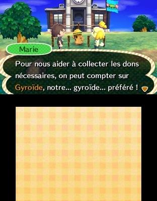 Animal Crossing : New Leaf 3DS - Screenshot 287