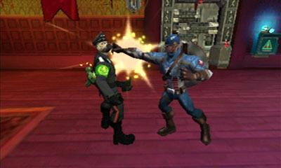 Captain America : Super Soldat