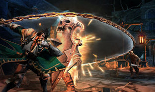 Aperçu Castlevania : Mirrors of Fate - E3 2012 Nintendo 3DS - Screenshot 1