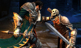 Aperçu Castlevania : Mirrors of Fate - E3 2012 Nintendo 3DS - Screenshot 2