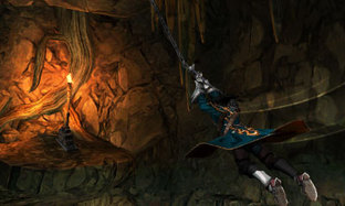 Aperçu Castlevania : Mirrors of Fate - E3 2012 Nintendo 3DS - Screenshot 5