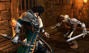 Aperçu Castlevania : Mirrors of Fate - E3 2012 Nintendo 3DS - Screenshot 7