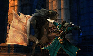 Aperçu Castlevania : Lords of Shadow - Mirror of Fate Nintendo 3DS - Screenshot 9