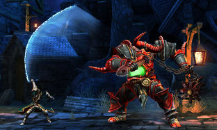 Aperçu Castlevania : Lords of Shadow - Mirror of Fate Nintendo 3DS - Screenshot 10