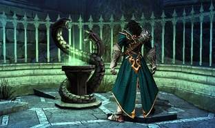Images Castlevania : Lords of Shadow - Mirror of Fate Nintendo 3DS - 15