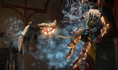 Images Castlevania : Lords of Shadow - Mirror of Fate Nintendo 3DS - 78