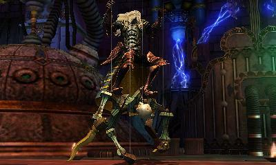 Images Castlevania : Lords of Shadow - Mirror of Fate Nintendo 3DS - 124