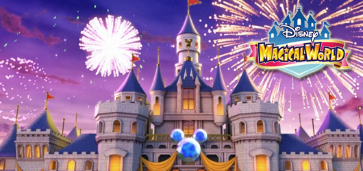 Live a magical life with your Disney friends