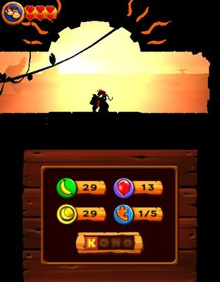 Test Donkey Kong Country Returns 3D Nintendo 3DS - Screenshot 18