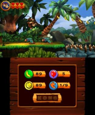 Donkey Kong Country Returns se dévoile un peu plus