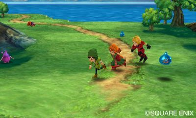 Images Dragon Quest VII Nintendo 3DS - 8