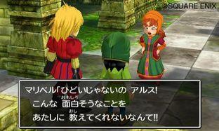 Dragon Quest VII : Les premières images 3DS