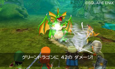 Images Dragon Quest VII Nintendo 3DS - 52