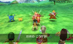Pictures of Dragon Quest VII